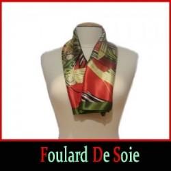 Foulard de soie