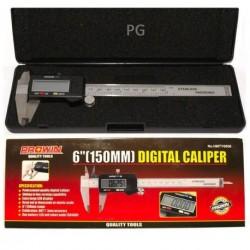 Pied à coulisse digital de précision vernier caliper 150mm