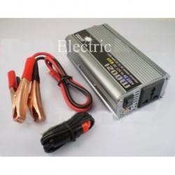 Convertisseur 1200W - 12V 220V et 5V sortie USB