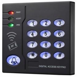 Clavier digicode et RFID, étanche waterproof S108